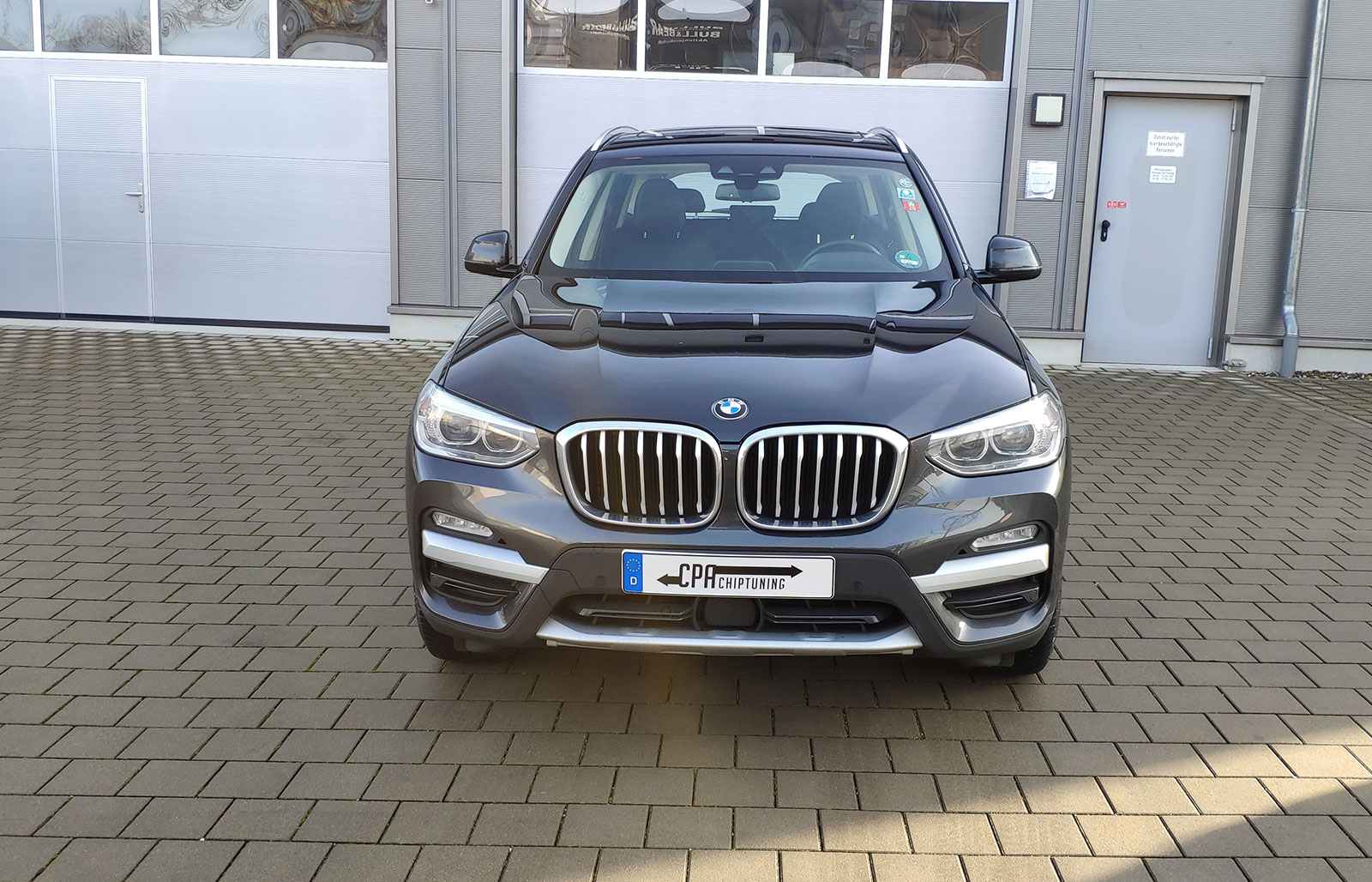 BMW X3 (G01) xDrive20d in teste