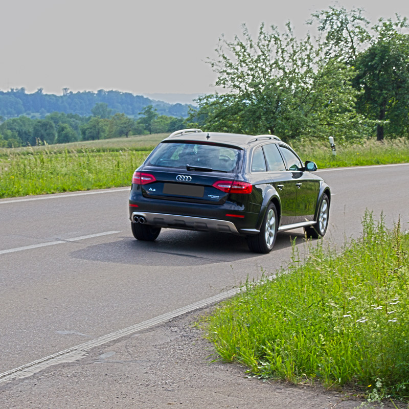 testare - The Audi A4 2.0 TDI (140kW)