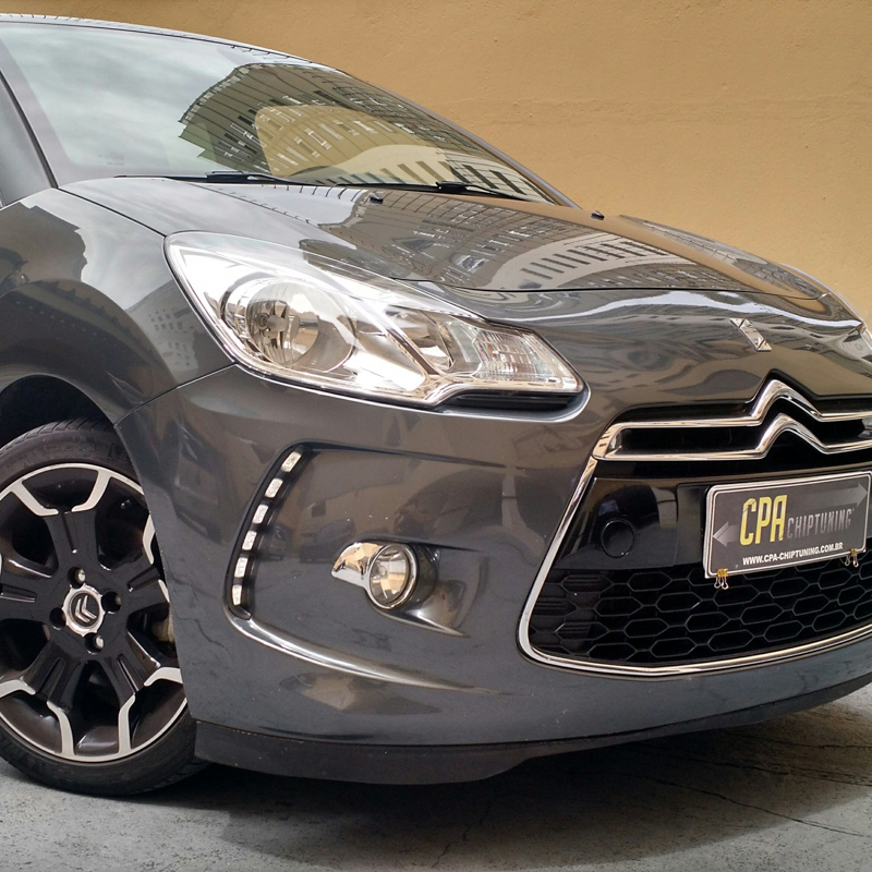 Citroen DS3 110 FAP in the test citeste mai multe
